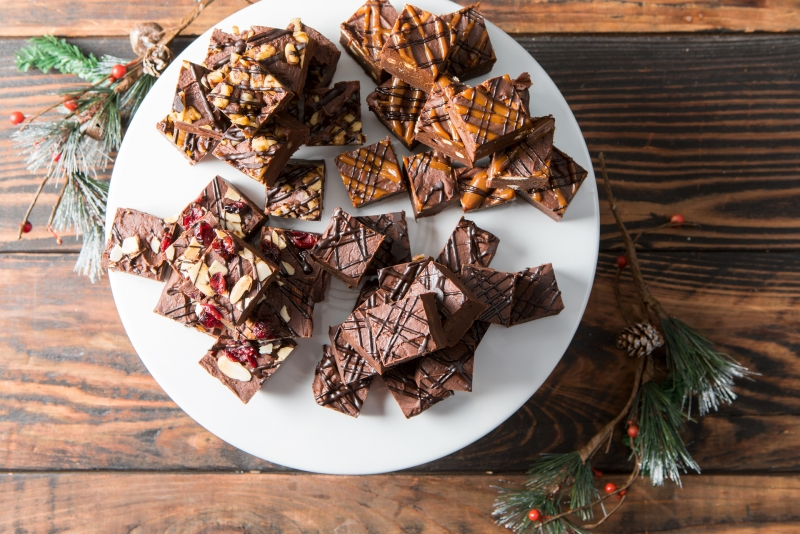 Fudge Four Ways