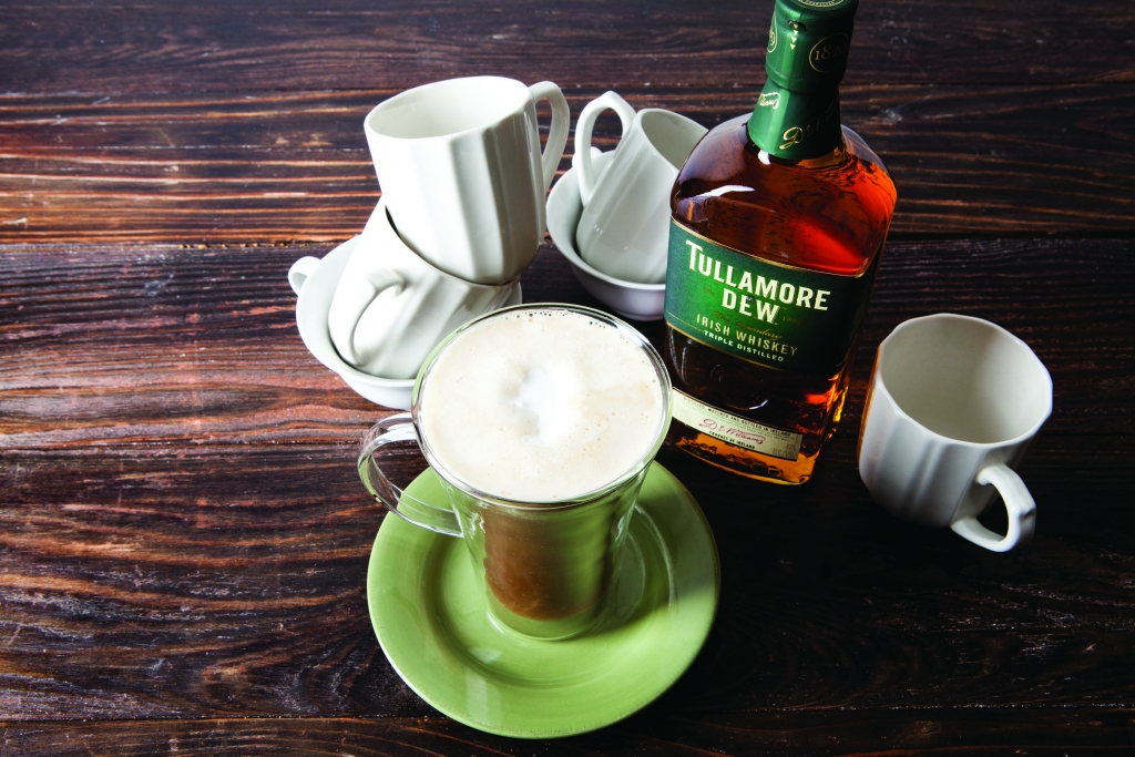 Luck o' the Irish Coffee