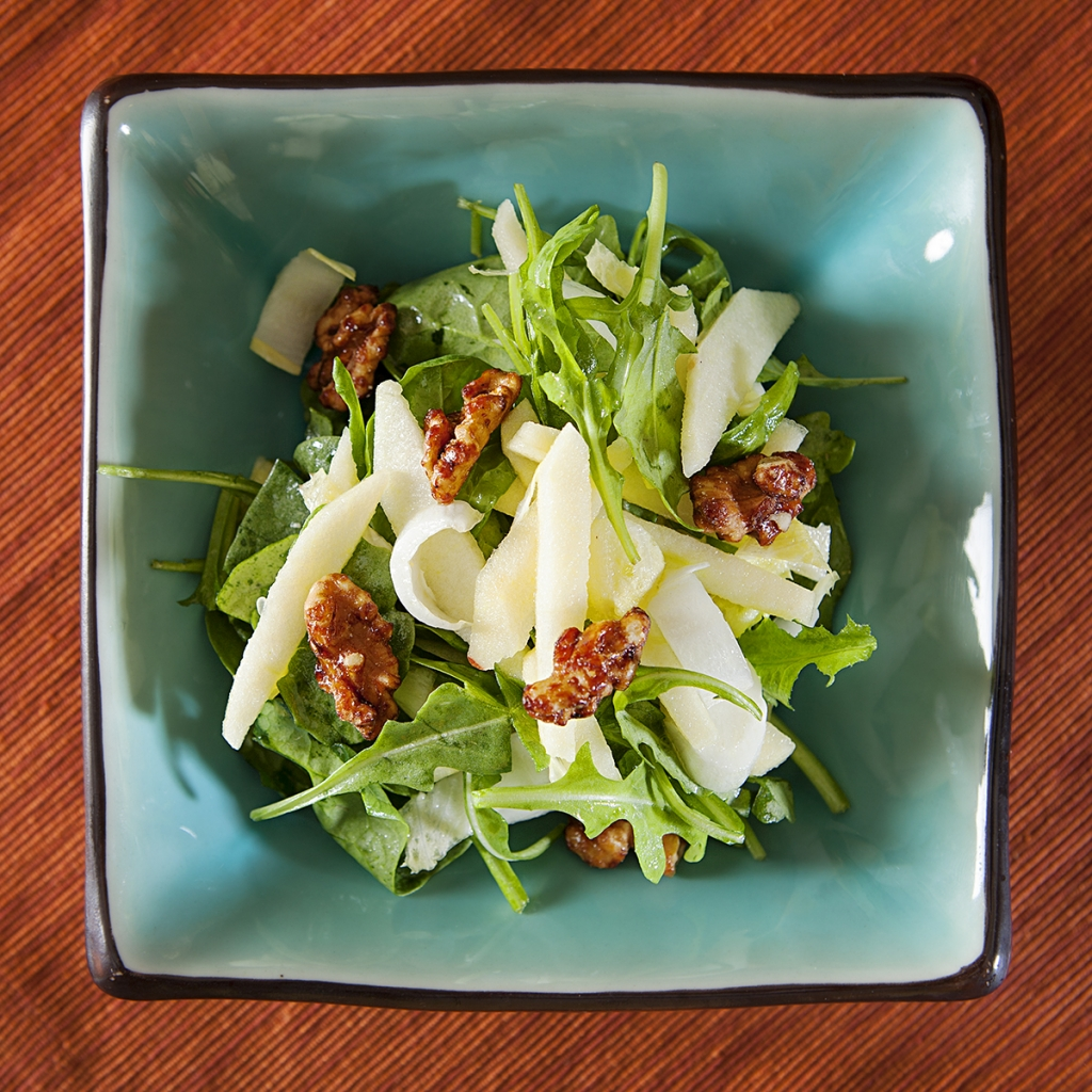 Honeycrisp, Endive and Arugula Salad