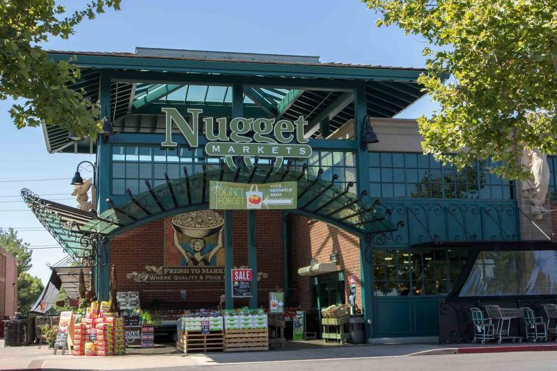 Nugget Markets Covell Blvd., Davis, CA
