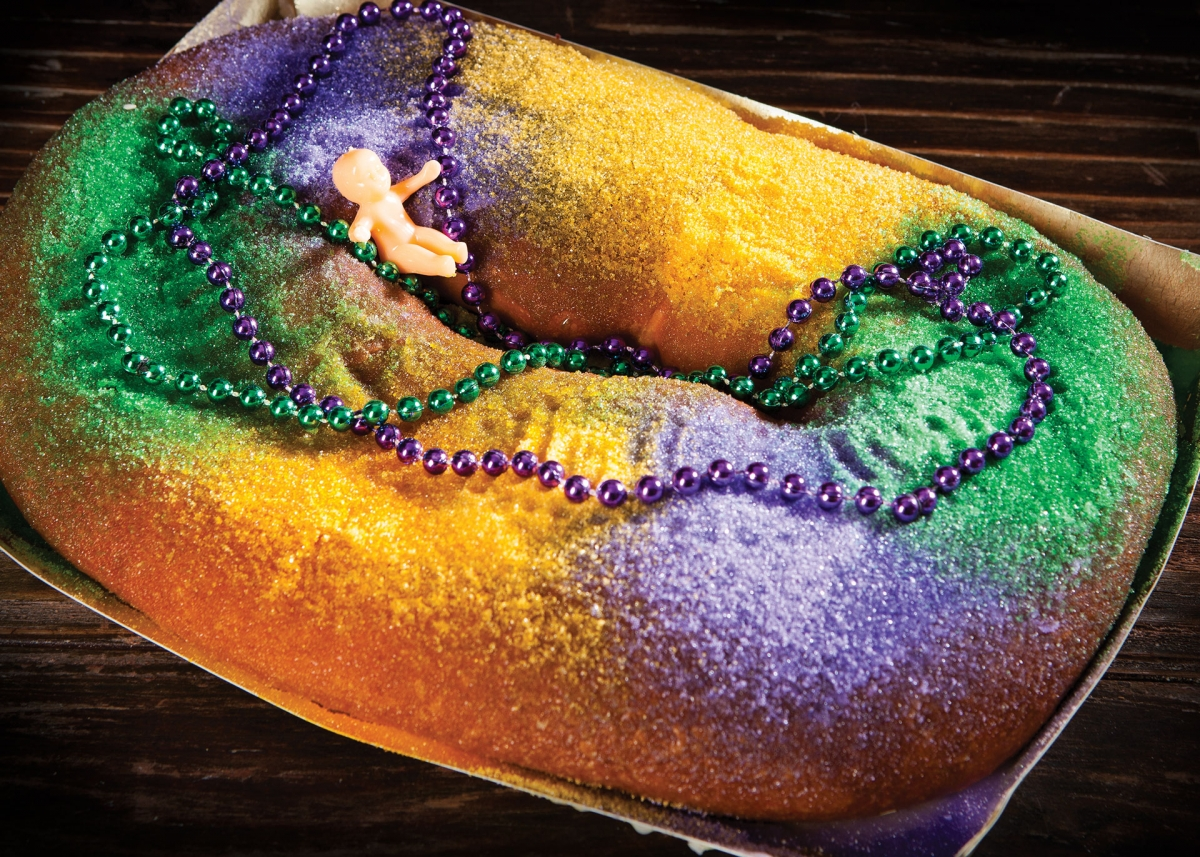 Ettores King Cake