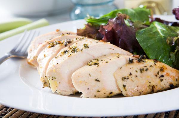 Nugget Markets Lemon Herb Chicken Recipe