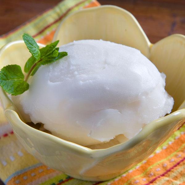 Nugget Markets Meyer Lemon Sorbet Recipe