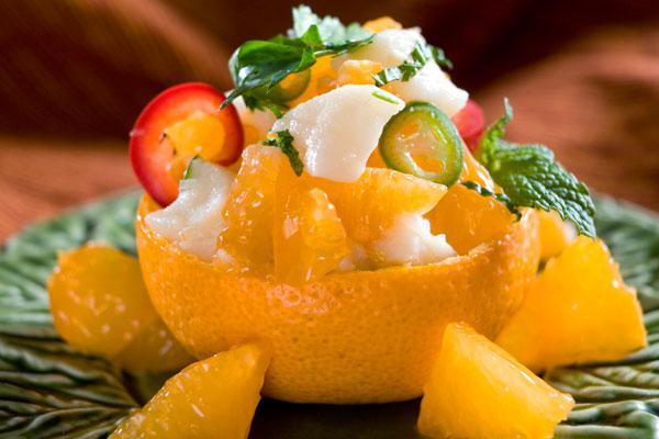 Nugget Markets Satsuma Tangerine & Orange Roughy Tartare Recipe